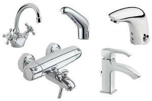 Виды современных смесителей для раковин и ванных комнат