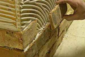 Особенности отделки облицовкой гипсовой плиткой под камень или кирпич