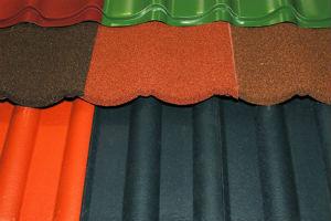 Виды кровельных материалов для дома и дачи минерального и металлического происхождения