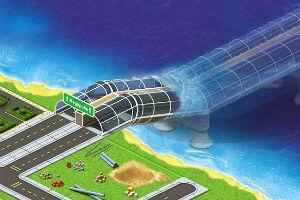 Тоннель под мостом керченского пролива