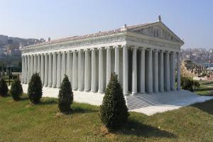 Храм Артемиды в Ефесе