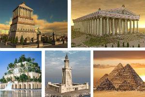 Великие чудеса архитектуры